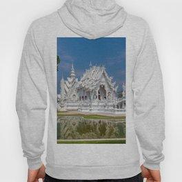 White Temple Thailand Hoody