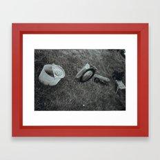 Travellers 1 Framed Art Print