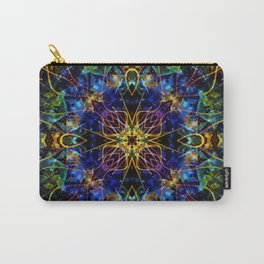 Cosmic Garden Carry-All Pouch