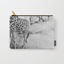 Half Giraffe  Carry-All Pouch