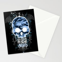 Extreme ride Stationery Cards