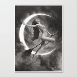 The Ascension Canvas Print