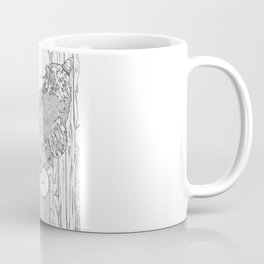 TEA // TIME Coffee Mug