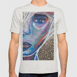 $ colorful coins $ T-shirt