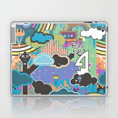 Love Robot Laptop & iPad Skin