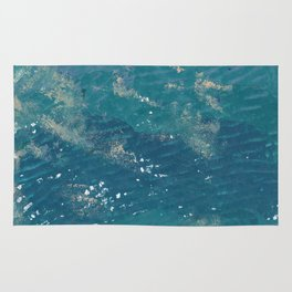 Going to the sea Rug
