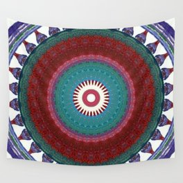 Internal Totem Wall Tapestry