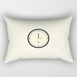 Braun watch Rectangular Pillow