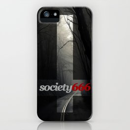 Society666 iPhone Case