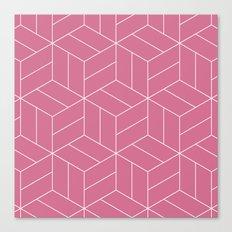 Umi Bubblegum Canvas Print