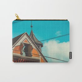 Sherbet House Carry-All Pouch