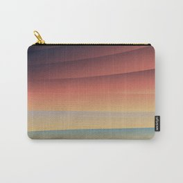 Sunset Thrills Carry-All Pouch