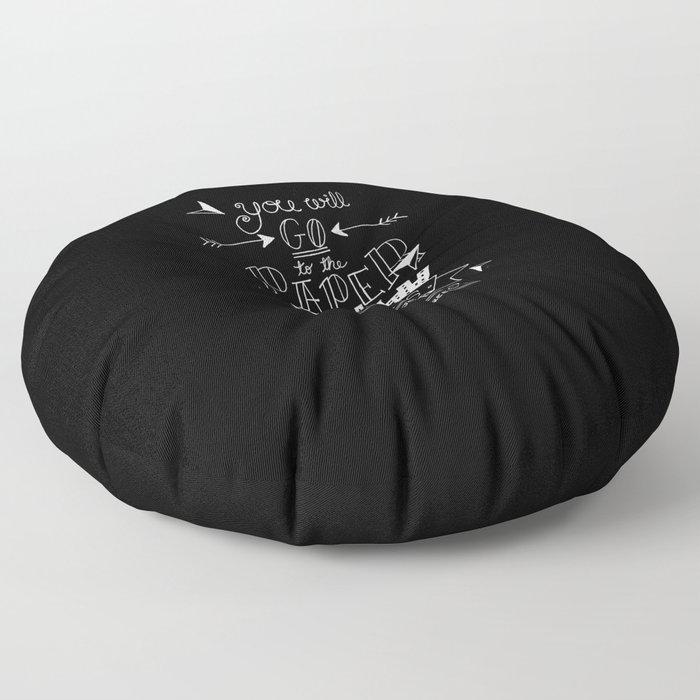 Paper Towns Floor Pillow