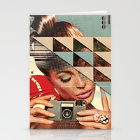 cinema Stationery Cards featuring Trend Cinema by St Francis Elevator Ride