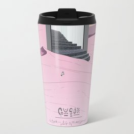 The Gate to Sintra Travel Mug