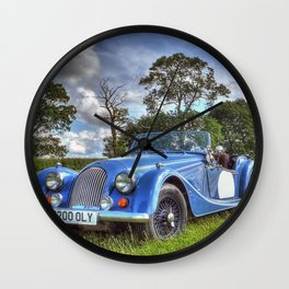 Morgan Convertible Wall Clock