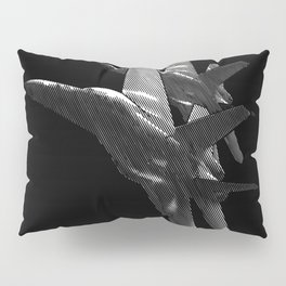 US Military Fighter Attack Jets Pillow Sham
