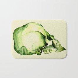 Painted Skull #2 Bath Mat