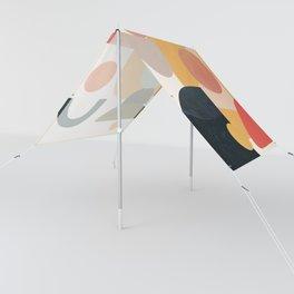 Modern Abstract Art 70 Sun Shade