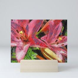 Lilium Mini Art Print