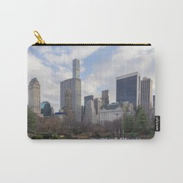 Winter in Manhattan Carry-All Pouch