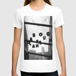 Alphabet Soup T-shirt