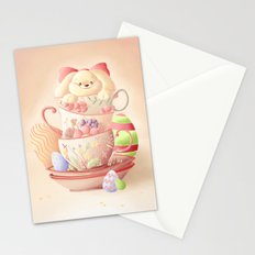 Teacup Bunny Stationery Cards