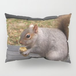 So What? I am on a banana diet. Pillow Sham