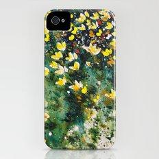 field of wildflowers iPhone (4, 4s) Slim Case