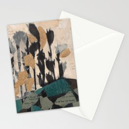 Airmail For The Beauty Stationery Cards