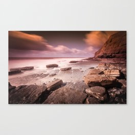 Southerndown, Welsh Heritage Coast Canvas Print