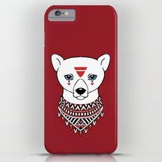 Tribal Bear iPhone 6 Plus Slim Case