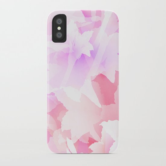 Sweet flowers iPhone Case
