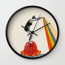 Jelly Wall Clock