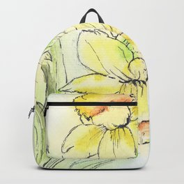 Yearning for Spring Backpack