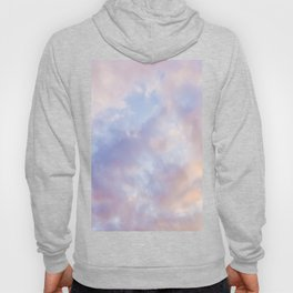Pink sky / Photo of heavenly sky Hoody