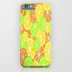 Fruit Slices iPhone 6s Slim Case