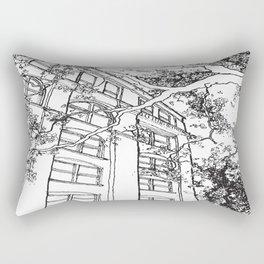 Schoolbook Depository  Rectangular Pillow