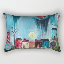 Home Love Belong Rectangular Pillow