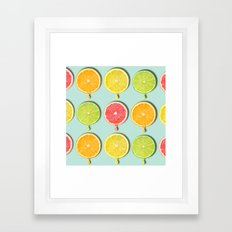 fruit  Framed Art Print