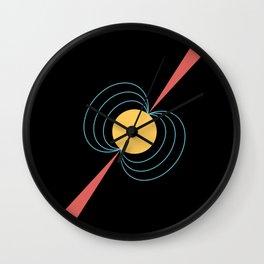Neutron Star Wall Clock