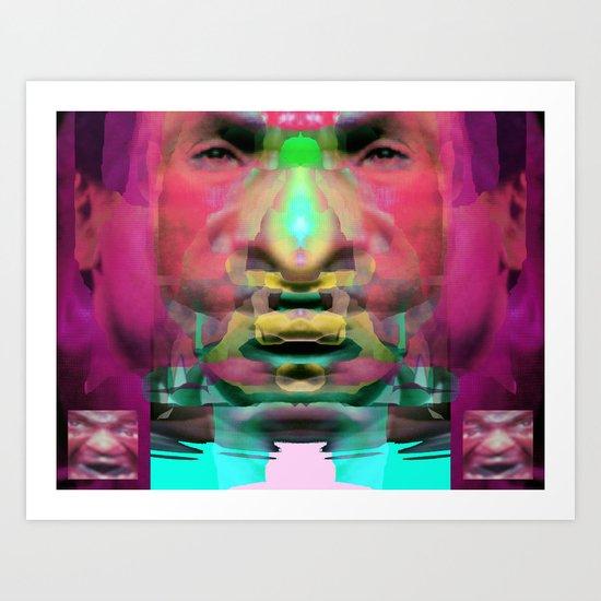 Cosby #20 Art Print