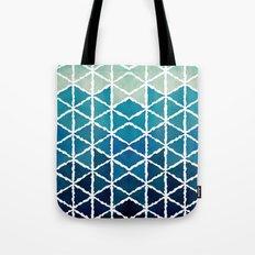 Shades of blue Tote Bag