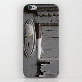 Old Is Beautiful iPhone Skin