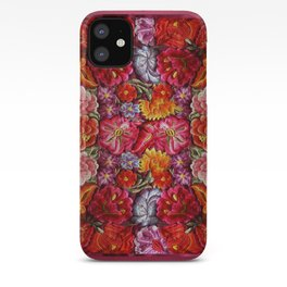 """""""Rose Huipil Embroidered"""" iPhone Case"""