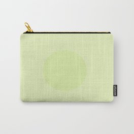 Green Circle Carry-All Pouch