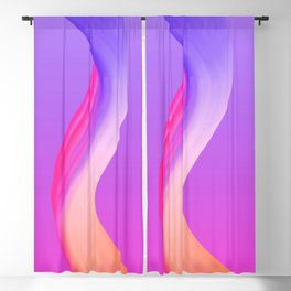 Liquid Unicorn Blackout Curtain