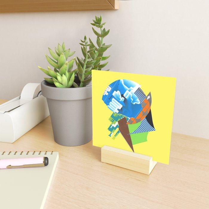 Beam Mini Art Print