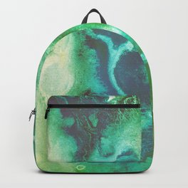 Emerald Witch Poison Backpack