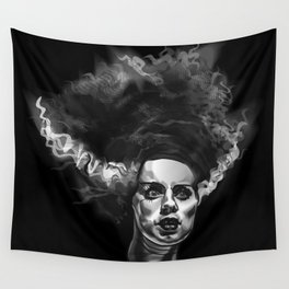 BrideFace Wall Tapestry